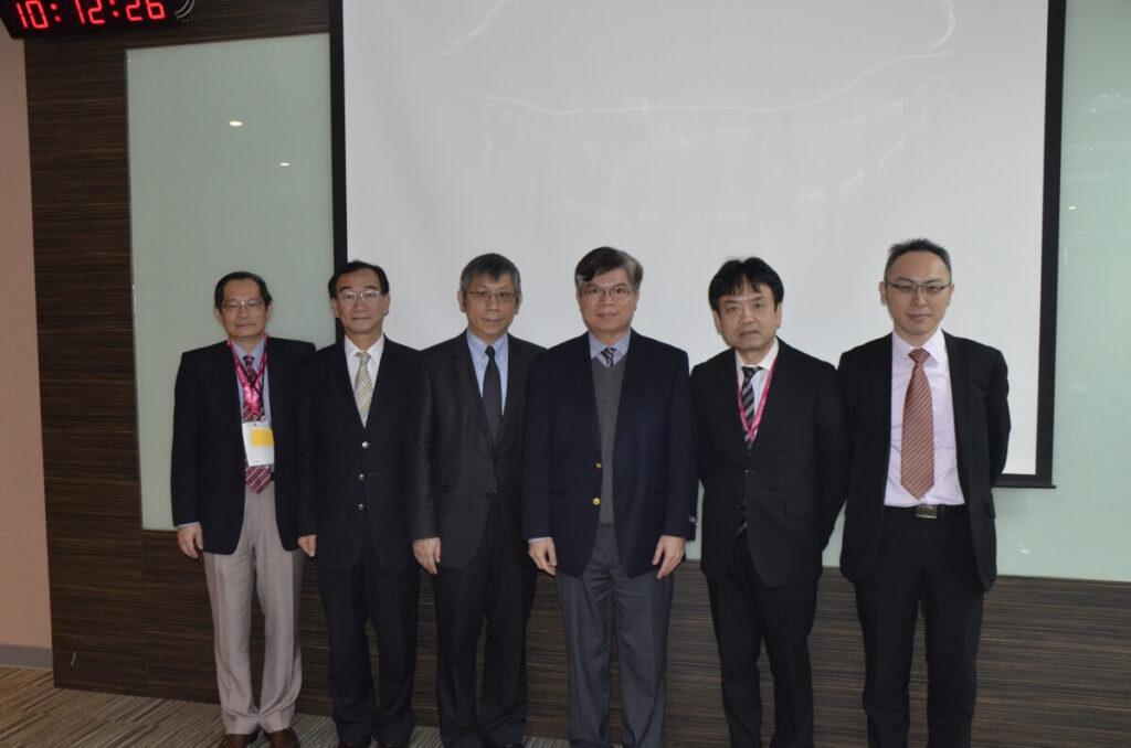 遠東萬佳法律事務所-智財律師俞伯璋參加「一對一產學媒合會」