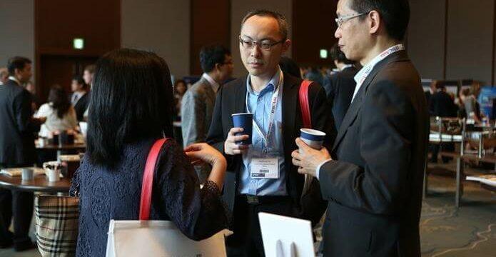 俞伯璋律師、張海音小姐赴東京參加IPBC ASIA年會